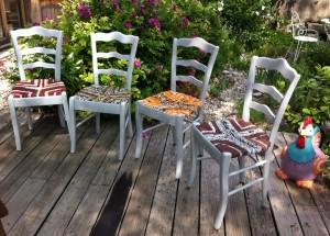 4-chaises